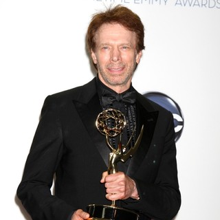 Jerry Bruckheimer in 64th Annual Primetime Emmy Awards - Press Room
