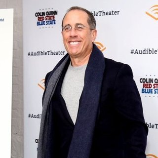 Jerry Seinfeld in Colin Quinn: Red State Blue State Opening - Arrivals