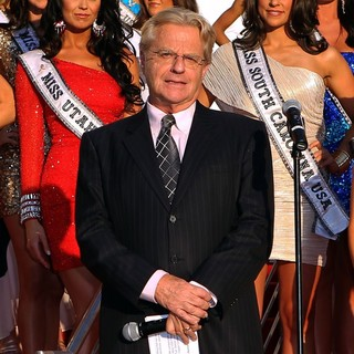 Jerry Springer in 2012 Miss USA Official Welcome Event - jerry-springer-2012-miss-usa-official-welcome-event-08