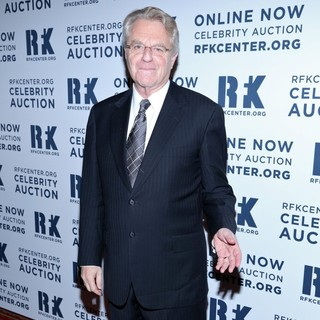 Jerry Springer in The Robert F. Kennedy Center for Justice and Human Rights Presents 2012 Ripple of Hope Awards Dinner - jerry-springer-2012-ripple-of-hope-awards-dinner-01