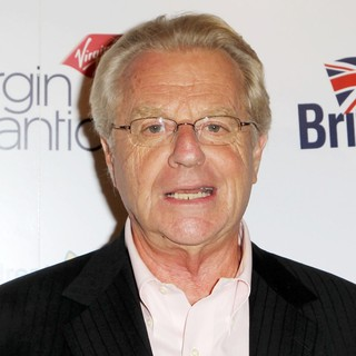 Jerry Springer in BritWeek 2012 Gala Hosted by Piers Morgan Benefiting Children's Hospital Los Angeles