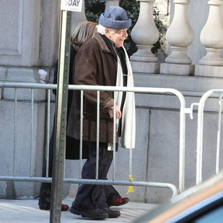 Jerry Stiller in The Funeral of Philip Seymour Hoffman