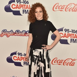 2015 Jingle Bell Ball - Day 1 - Arrivals