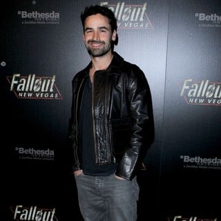 Hollywood Celebrities Attend The Launch of Fallout New Vegas