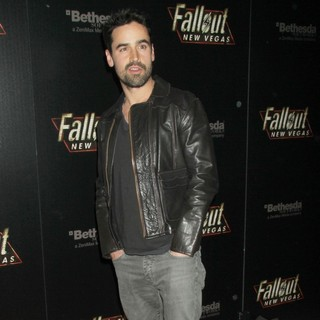 Jesse Bradford in Hollywood Celebrities Attend The Launch of Fallout New Vegas