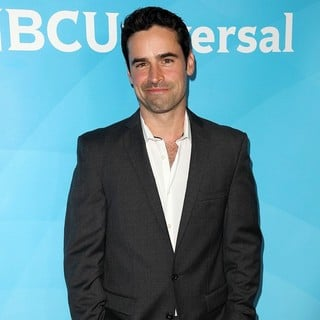 Jesse Bradford in NBC Universal Press Tour