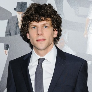 Jesse Eisenberg in New York Premiere of Now You See Me