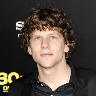 Jesse Eisenberg in Los Angeles Premiere of 30 Minutes or Less
