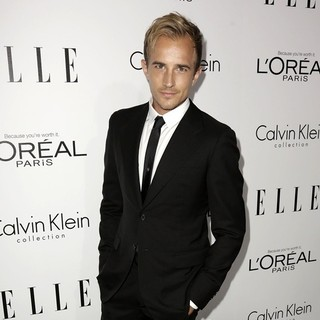 Jesse Johnson in ELLE 20th Annual Women in Hollywood Celebration