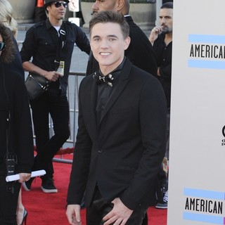 Jesse McCartney in 2013 American Music Awards - Arrivals