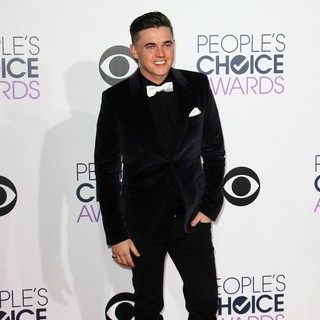 Jesse McCartney - The 41st Annual People's Choice Awards - Arrivals