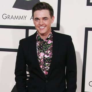 Jesse McCartney in The 56th Annual GRAMMY Awards - Arrivals