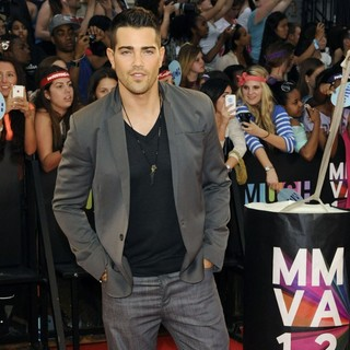 Jesse Metcalfe in 2012 MuchMusic Video Awards - Arrivals