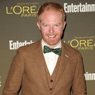 Jesse Tyler Ferguson in 2012 Entertainment Weekly Pre-Emmy Party