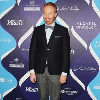 Jesse Tyler Ferguson in 2nd Annual unite4:humanity Presented by ALCATEL ONETOUCH - Arrivals