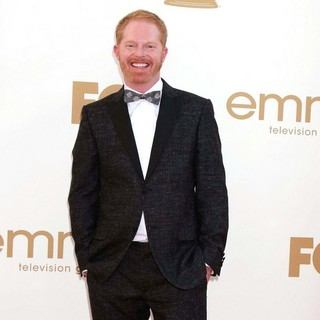 Jesse Tyler Ferguson in The 63rd Primetime Emmy Awards - Arrivals