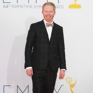Jesse Tyler Ferguson in 64th Annual Primetime Emmy Awards - Arrivals