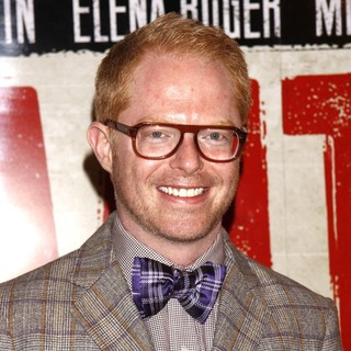 Jesse Tyler Ferguson in Broadway Opening Night of Evita - Arrivals