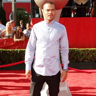 Jesse Williams in The 2011 ESPY Awards