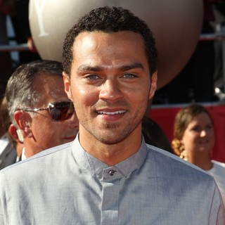 Jesse Williams in 2012 ESPY Awards - Red Carpet Arrivals