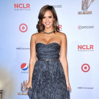 Jessica Alba in 2011 NCLR ALMA Awards - Arrivals