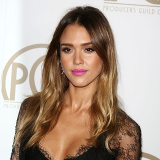 Jessica Alba in 24th Annual Producers Guild Awards - Arrivals - jessica-alba-24th-annual-producers-guild-awards-01