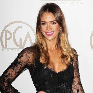 Jessica Alba in 24th Annual Producers Guild Awards - Arrivals - jessica-alba-24th-annual-producers-guild-awards-02