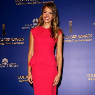Jessica Alba in 70th Annual Golden Globe Awards Nominations Announcement - jessica-alba-70th-annual-golden-globe-awards-nominations-announcement-02