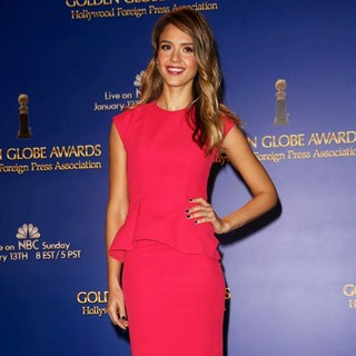 Jessica Alba in 70th Annual Golden Globe Awards Nominations Announcement - jessica-alba-70th-annual-golden-globe-awards-nominations-announcement-03