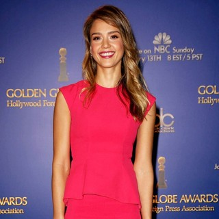 Jessica Alba in 70th Annual Golden Globe Awards Nominations Announcement - jessica-alba-70th-annual-golden-globe-awards-nominations-announcement-04
