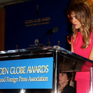 Jessica Alba in 70th Annual Golden Globe Awards Nominations Announcement