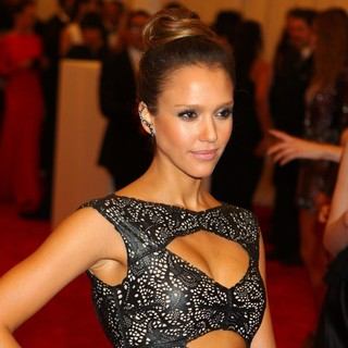 Jessica Alba in PUNK: Chaos to Couture Costume Institute Gala - jessica-alba-chaos-to-couture-costume-institute-gala-01