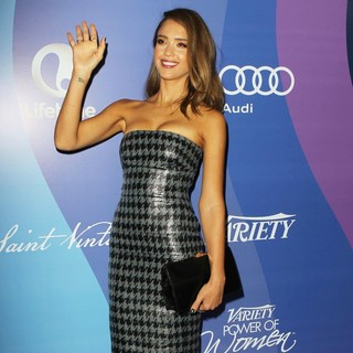 Jessica Alba in Variety's 5th Annual Power of Women Event