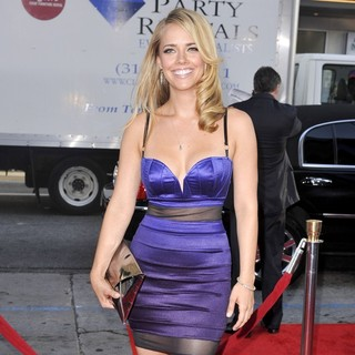 Jessica Barth in The Los Angeles Premiere Ted - Arrivals