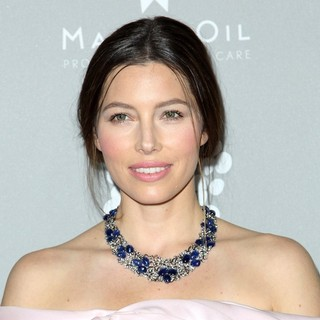 Jessica Biel in 2015 Baby2Baby Gala - Arrivals