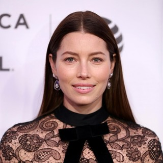 Jessica Biel in 2016 Tribeca Film Festival - The Devil and the Deep Blue Sea Premiere