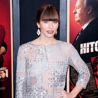 Jessica Biel in The Hitchcock Premiere