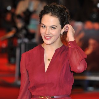 Jessica Brown Findlay in War Horse - UK Film Premiere - Arrivals