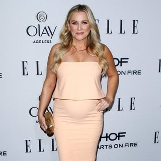Jessica Capshaw in ELLE's 6th Annual Women in Television Celebration Presented by Hearts on Fire Diamonds and Olay