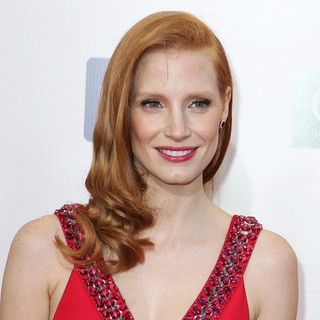 Jessica Chastain in 18th Annual Critics' Choice Movie Awards