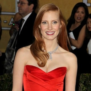 Jessica Chastain in 19th Annual Screen Actors Guild Awards - Arrivals