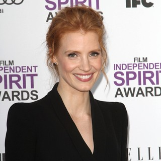 Jessica Chastain in 27th Annual Independent Spirit Awards - Arrivals