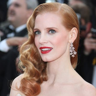 Jessica Chastain in Madagascar 3: Europe's Most Wanted Premiere- During The 65th Cannes Film Festival