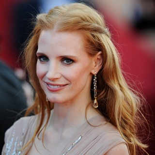 Lawless Premiere - During The 65th Annual Cannes Film Festival - jessica-chastain-65th-cannes-film-festival-12