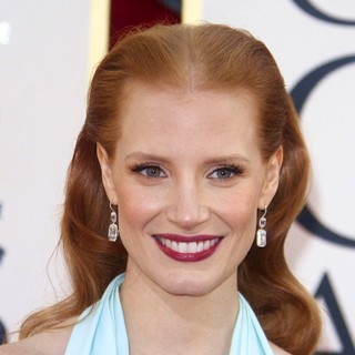 Jessica Chastain in 70th Annual Golden Globe Awards - Arrivals