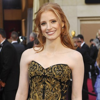 Jessica Chastain in 84th Annual Academy Awards - Arrivals