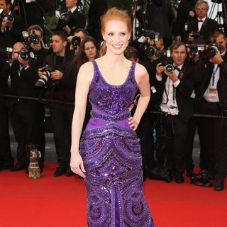Jessica Chastain in 66th Cannes Film Festival - All Is Lost Premiere
