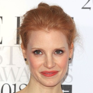 Jessica Chastain in The Elle Style Awards 2012 - Arrivals