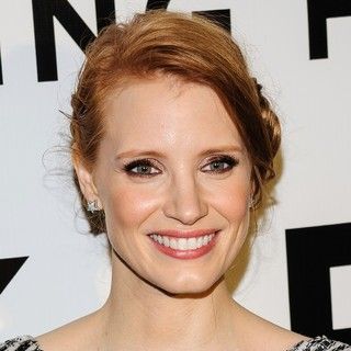 Jessica Chastain in An Evening Honoring Karl Lagerfeld
