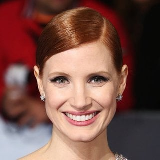 Jessica Chastain in UK Premiere of Interstellar - Arrivals - jessica-chastain-uk-premiere-interstellar-01